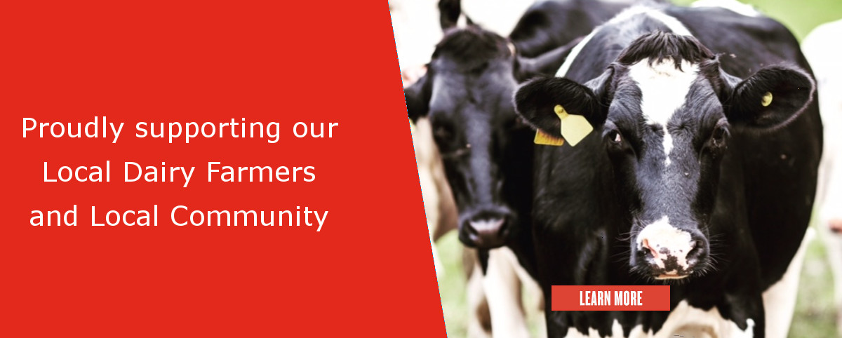 milton iga supports milton dairy farmers with a fair price for milk